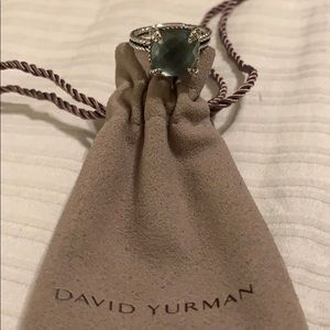 David Yurman Chatelaine Ring - Size 6.5!